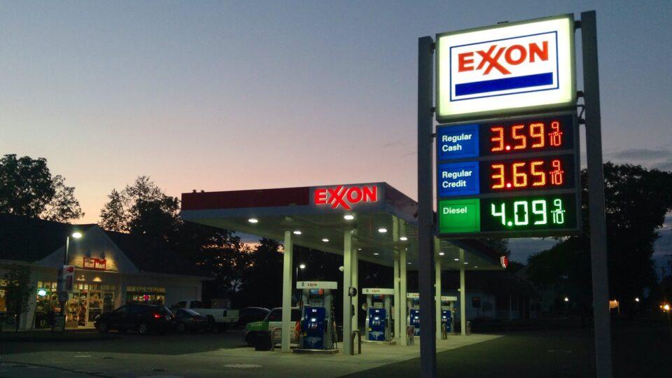Big blows for Big Oil
