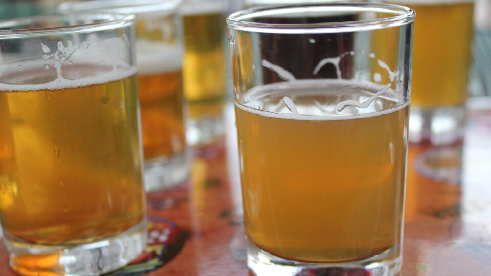 Creating a pesticide from beer