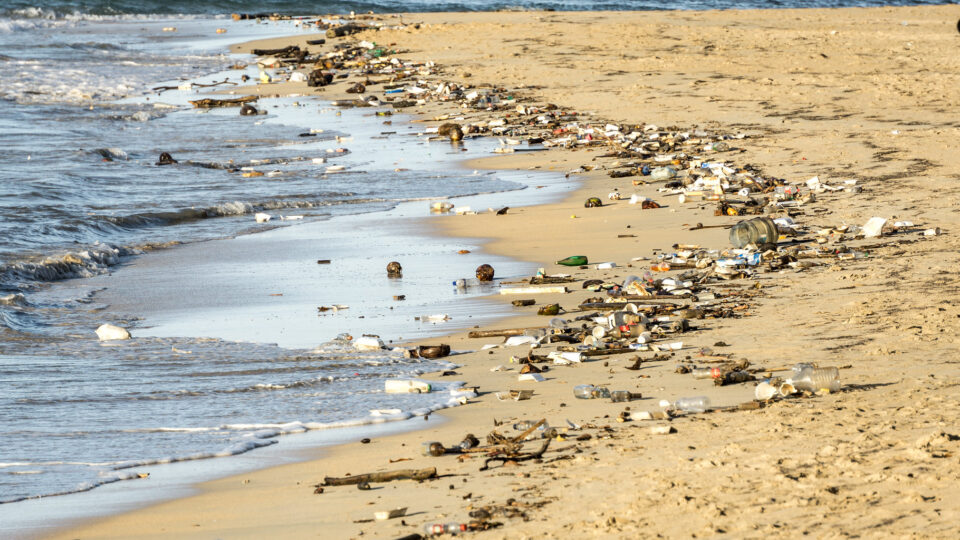 Using a new technology to track ocean plastics across the globe