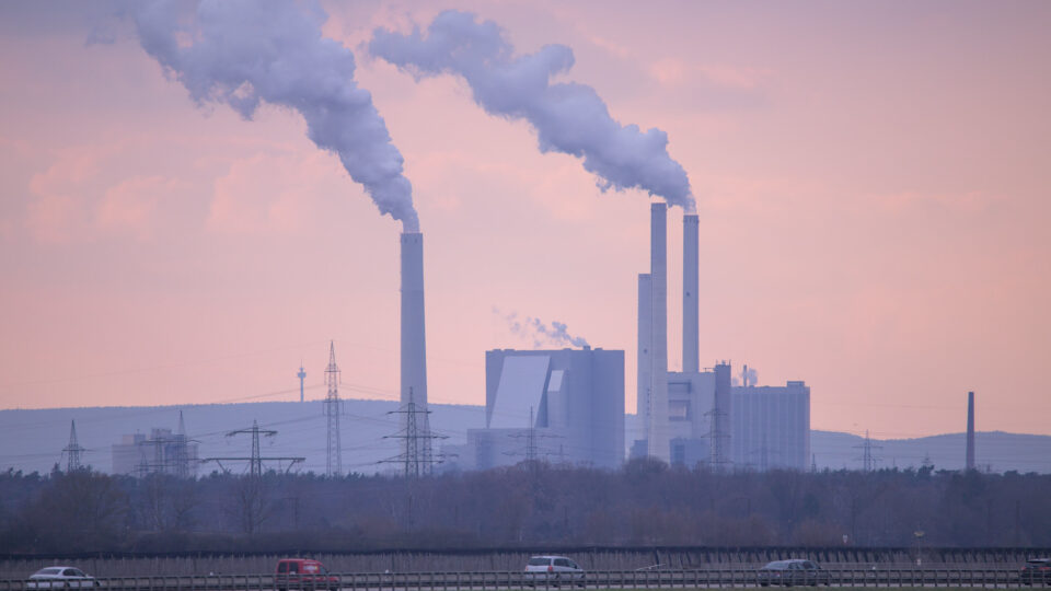Coal power is in a permanent decline