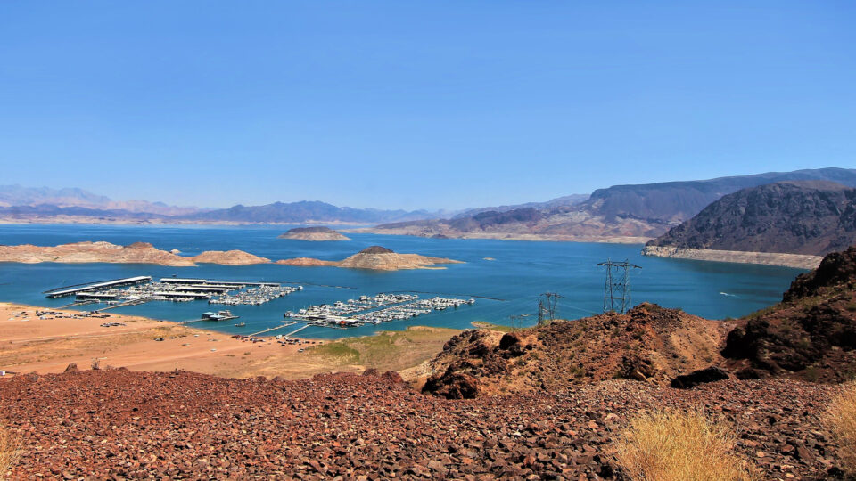 The low water level of Lake Mead is causing regional water shortages