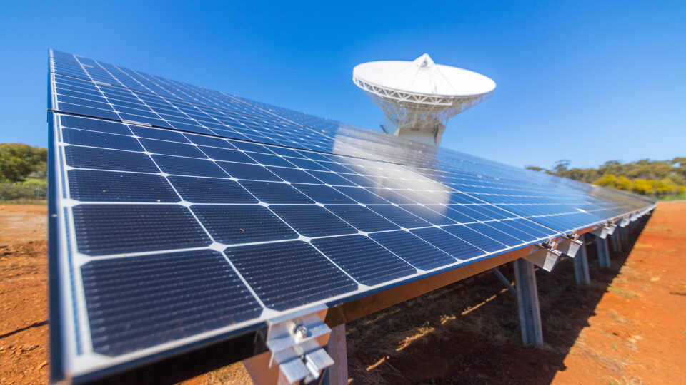 Solar power generation increasing in Australia