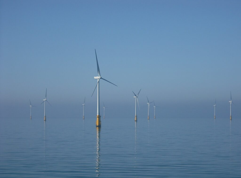 Wind power growth continues