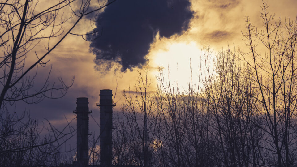 carbon capture in the infrastructure bill