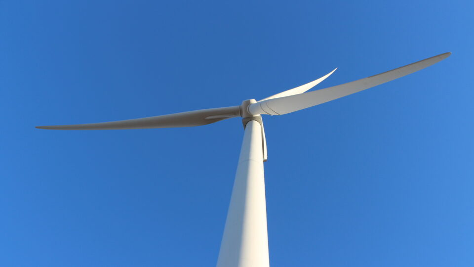 Wind turbines are getting enormous