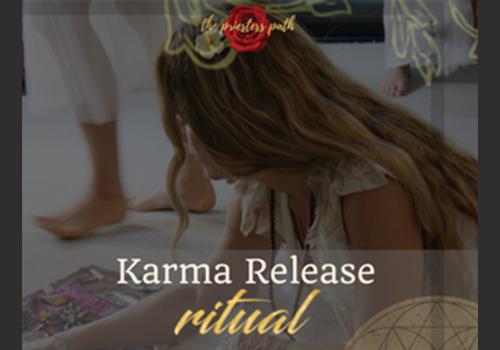 Karma Release Ceremony