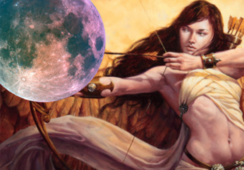 Strawberry Moon and Summer Solstice Newsletter