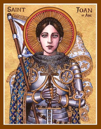 Joan of Arc Sacred Warrior