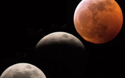 Full Moon Eclipse in Capricorn