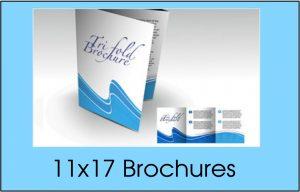 11 x 17 brochure printing los angeles