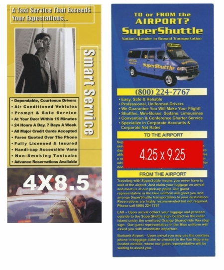 custom flyer printing glendale
