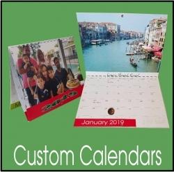wall calendar printing Glendale