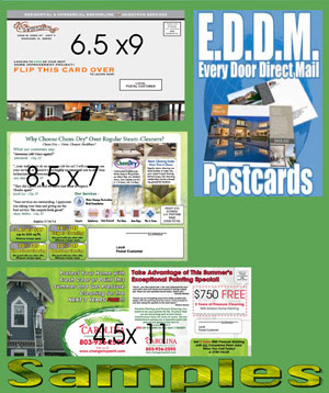 print eddm postcards