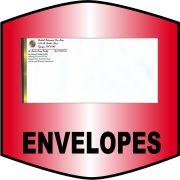 tinted envelope printing