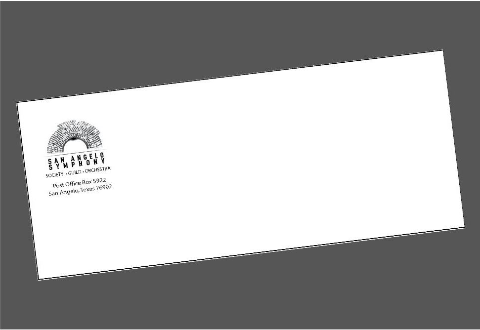 quality envelope printing #10