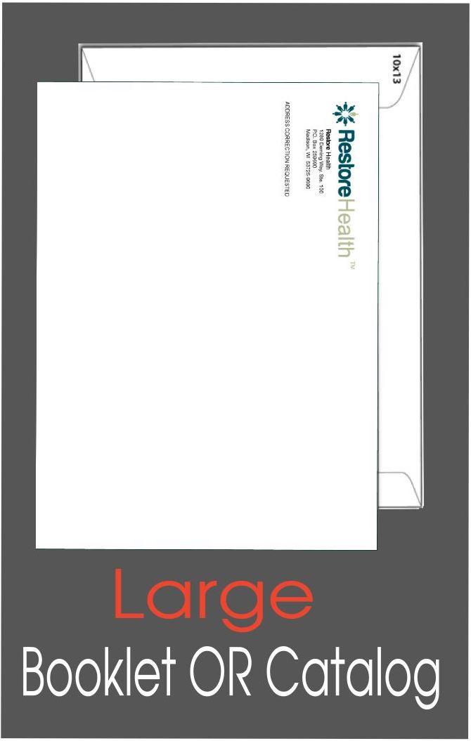 quality catalog envelope printing in Glendale