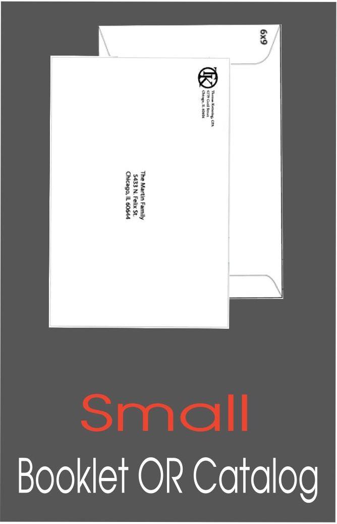 quality booklet envelope printing