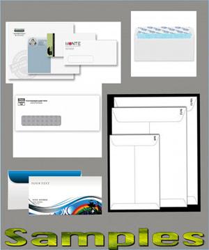 9 x 12 envelope printing