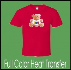 full color t-shirt printing glendale