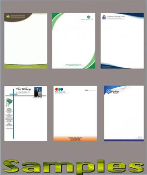 letterhead printing burbank