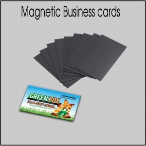 magnetic card printing service