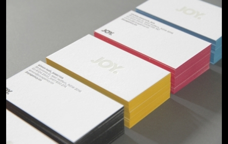 color edge business cards