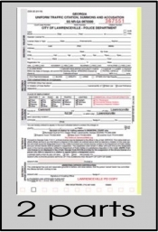 2-part ncr forms printing