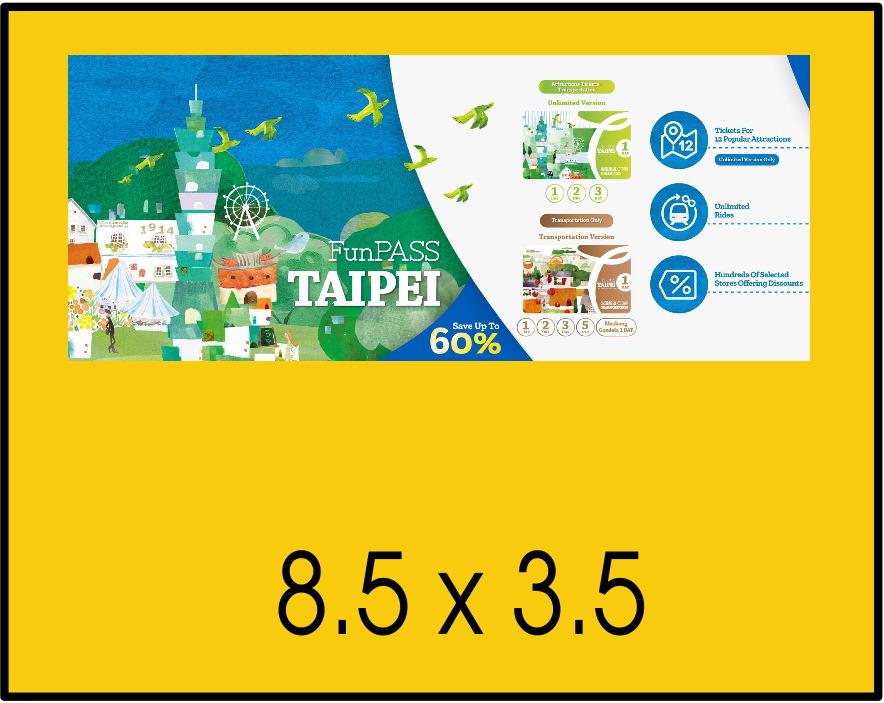 Quality Postcard Printing 8.5 x 3.5
