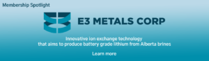 E3 Metals Corp Membership Spotlight