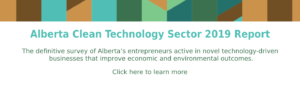 Alberta Clean Technology Sector Report