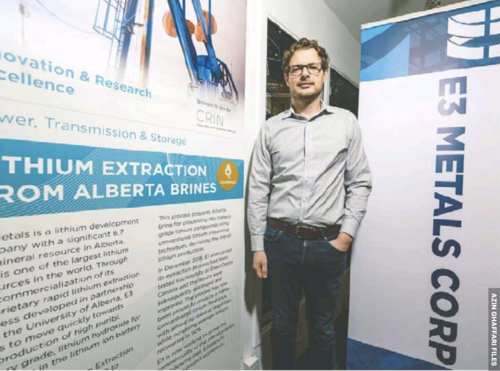 ACTia Members E3 Metals Corp and Summit Nanotech make headlines