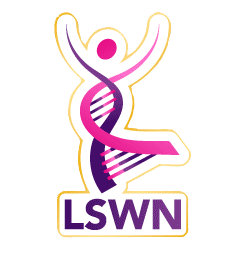 A digital preview of the LSWN pin a member recieves.