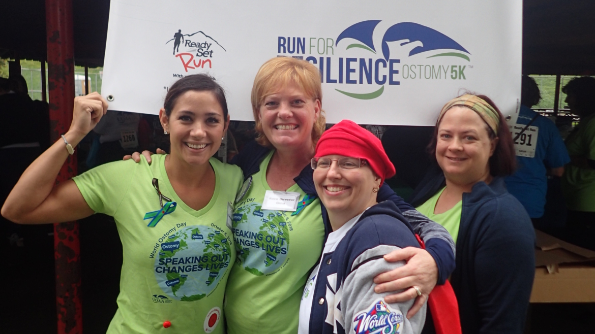 Run For Resilience is October 5, 2019
