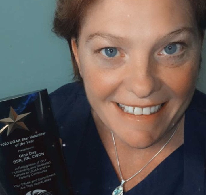 UOAA Star Volunteer of the Year Award – Gina Day