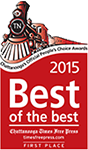 Best of the Best 2015 Winner