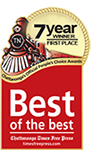 Best of the Best 7-Year Winner