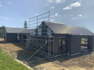 Manakau house build