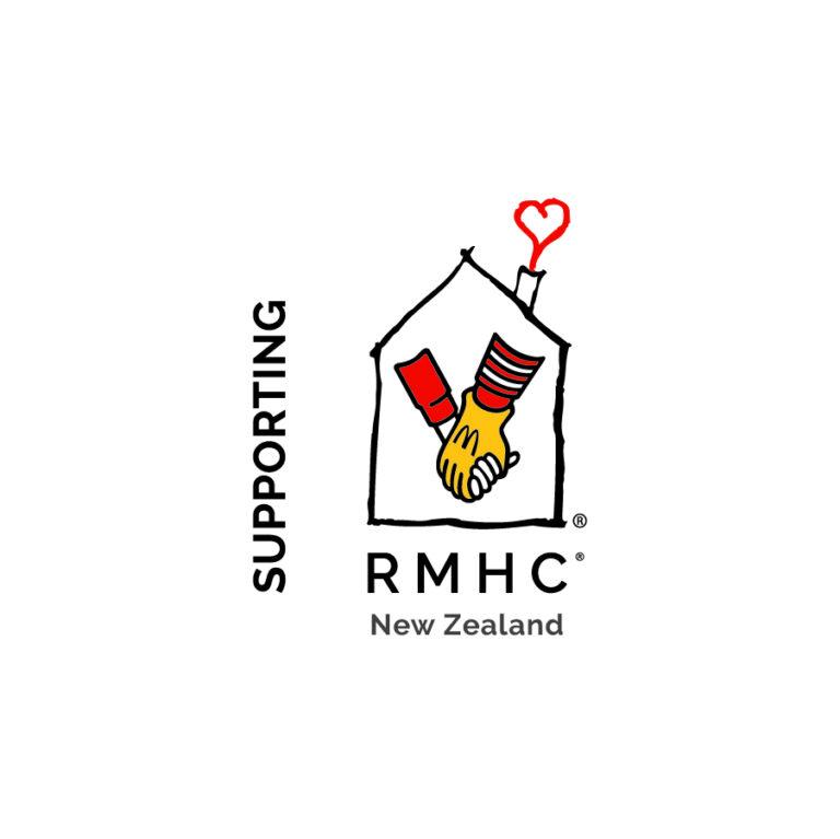 Support Ronald McDonald House logo