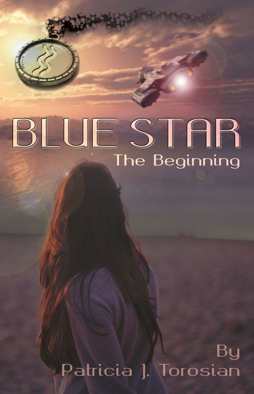 blue start the beginning book cover
