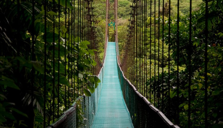 One day tours from Monteverde