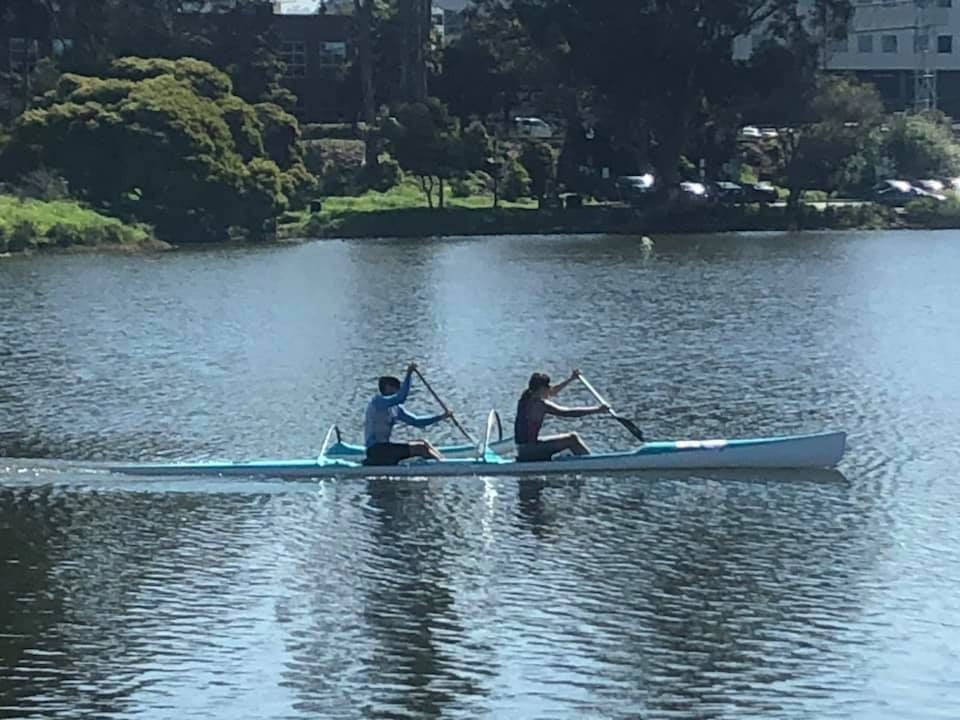 Outrigger Paddlers