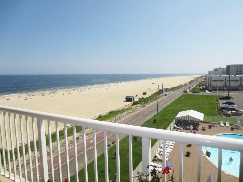 Shoreline From Balcony