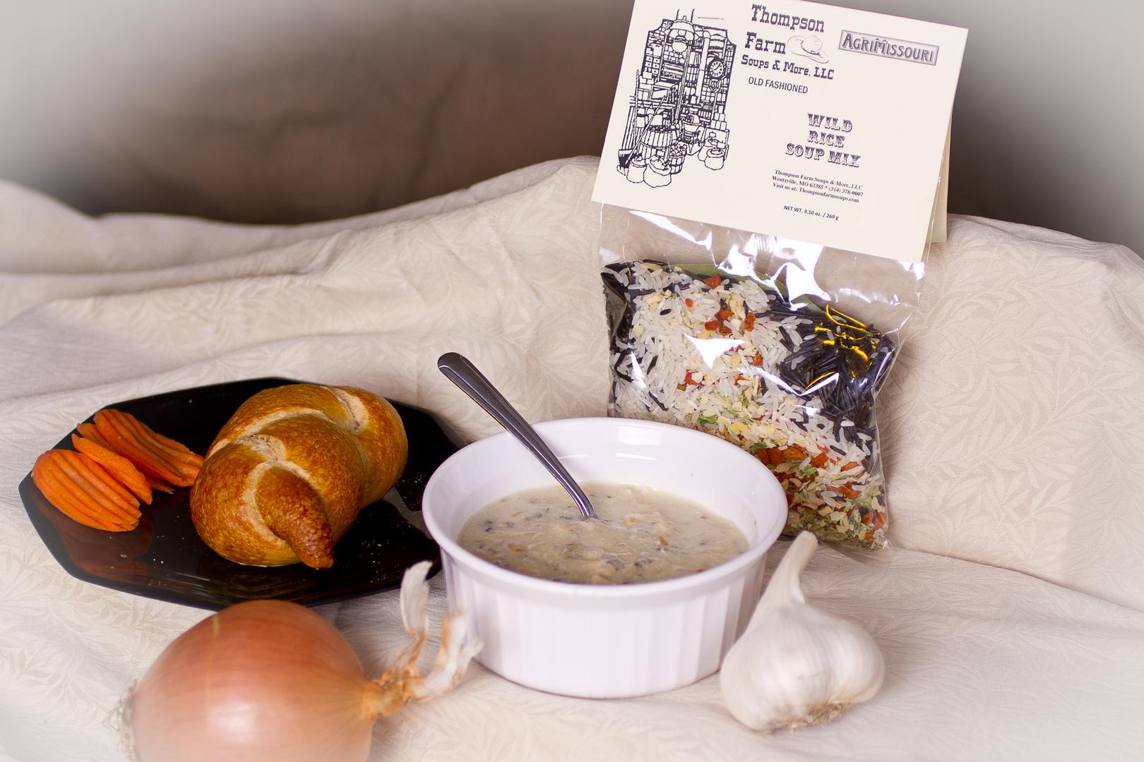 Wild Rice Soup Mix <br> ~ $7.50 ~
