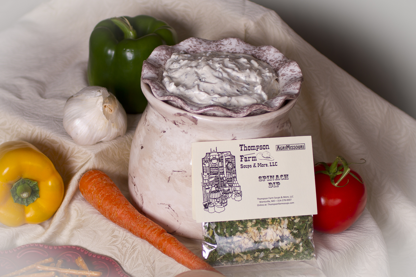 Spinach Dip Mix <br> ~ $4.50 ~