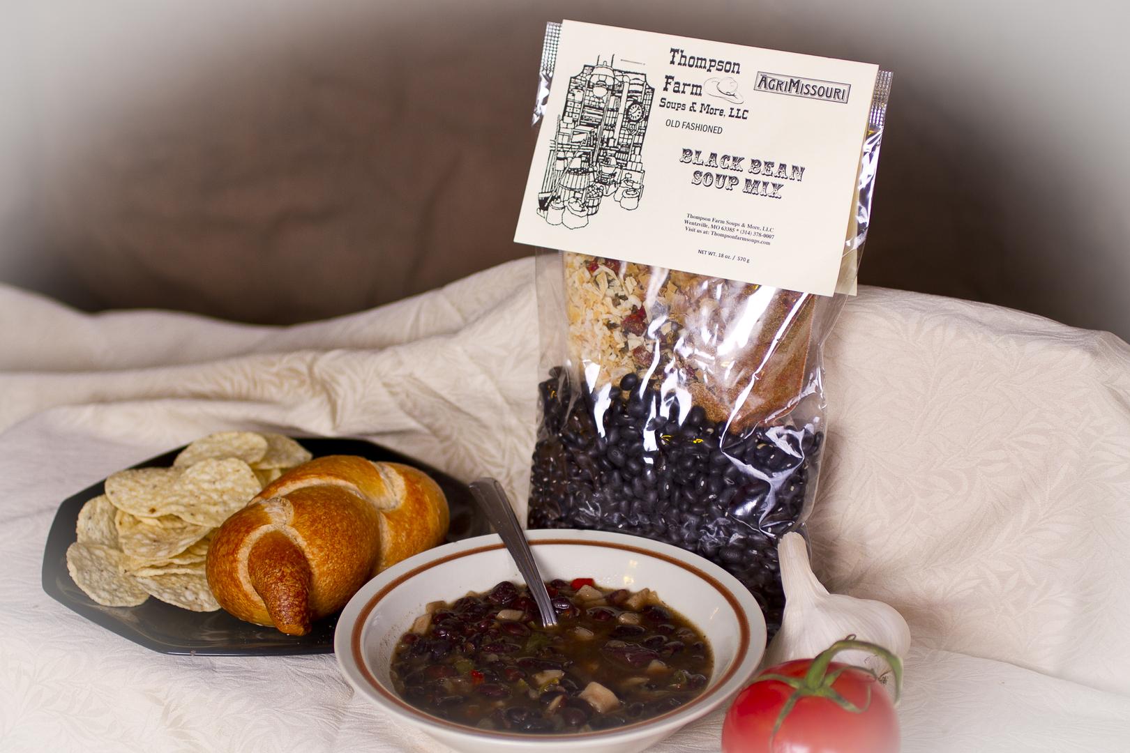 Black Bean Soup Mix <br> ~ $7.50 ~