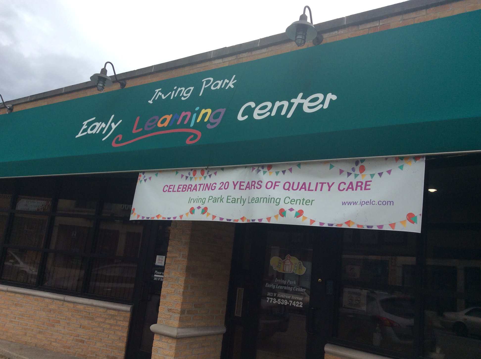 Chicago, Day Care, Illinois, IPELC, Irving Park Early Learning Center,