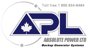 A-Power Logo with Text Image