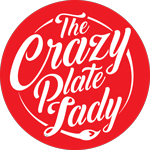 Crazy Plate Lady