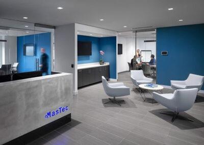 Mastec Headquarters. Coral Gables, FL
