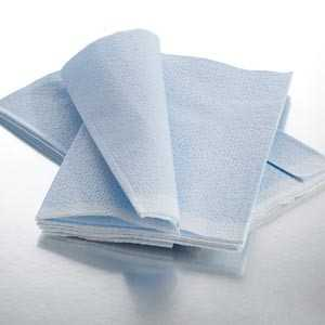 FANFOLD MEDICAL TISSUE POLY TISSUE DRAPE BED SHEETS